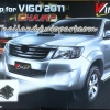 FOG LAMP SET FOR TOYOTA HILUX VIGO CHAMP 2011